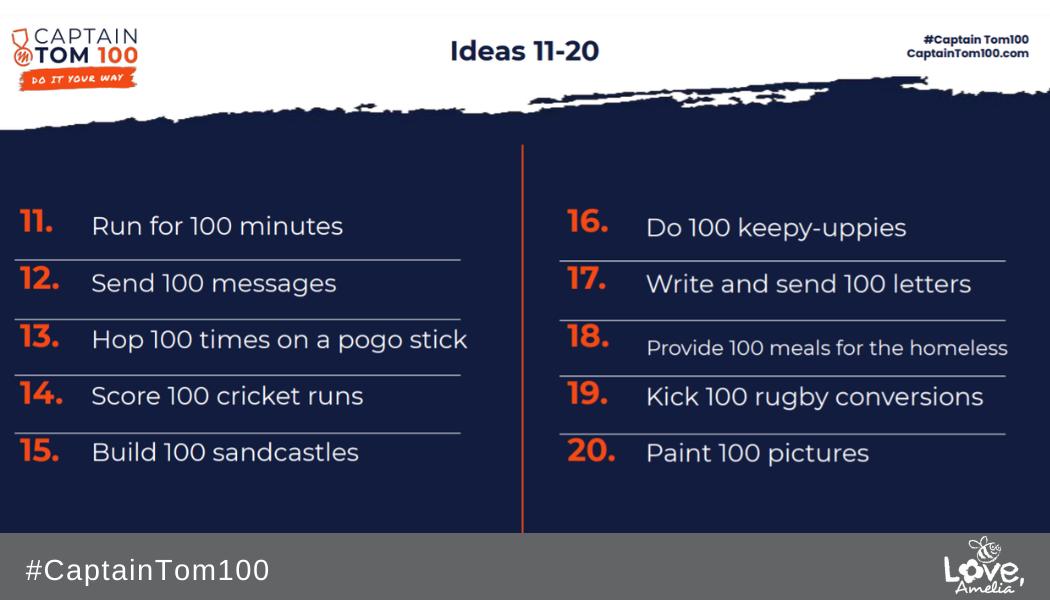Ideas 11-20